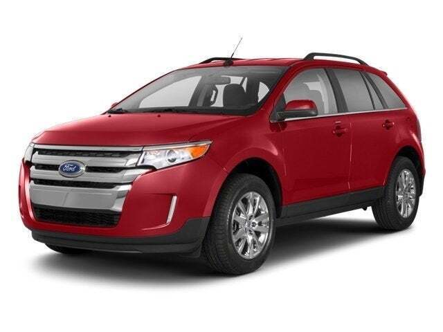 2013 Ford Edge AWD SEL 4dr Crossover - Lancaster NH