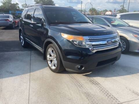 2015 Ford Explorer for sale at Empire Automotive Group Inc. in Orlando FL