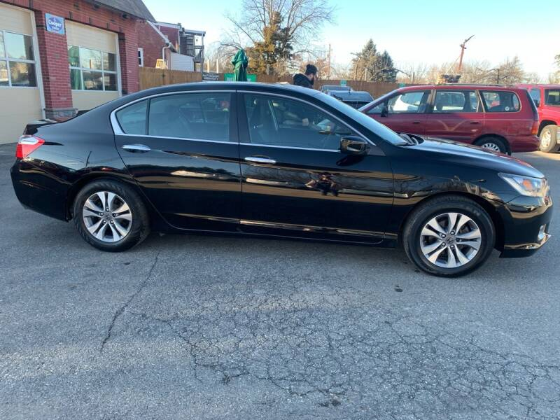 2014 Honda Accord for sale at Sam's Auto in Akron PA