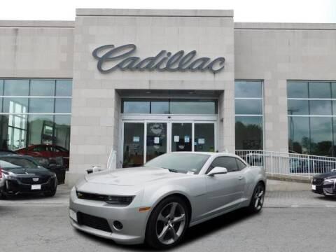 2014 Chevrolet Camaro for sale at Radley Cadillac in Fredericksburg VA
