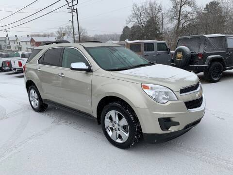 2013 Chevrolet Equinox for sale at Twin Rocks Auto Sales LLC in Uniontown PA