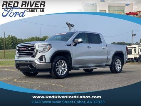 2020 GMC Sierra 1500 for sale at RED RIVER DODGE - Red River of Cabot in Cabot, AR