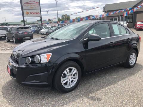 2016 Chevrolet Sonic for sale at Mr. Car Auto Sales in Pasco WA