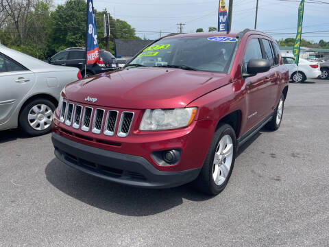 2012 Jeep Compass for sale at Cars for Less in Phenix City AL