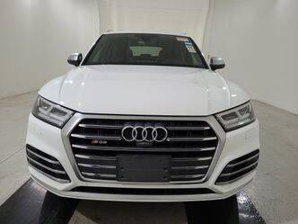 2018 Audi SQ5 for sale at Paradise Motor Sports LLC in Lexington KY