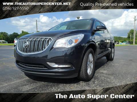2014 Buick Enclave for sale at The Auto Super Center in Centre AL