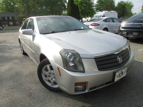 2007 Cadillac CTS for sale at K & S Motors Corp in Linden NJ