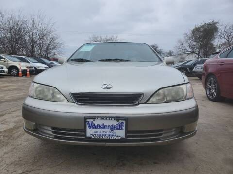 1998 Lexus ES 300 for sale at Star Autogroup, LLC in Grand Prairie TX