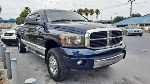2006 Dodge Ram Pickup 1500 for sale at Select Autos Inc in Fort Pierce FL