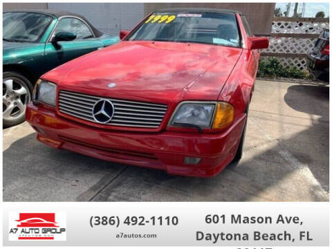 1991 Mercedes-Benz 300-Class for sale at A7 AUTO SALES in Daytona Beach FL