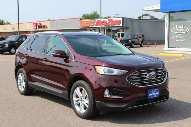 2019 Ford Edge for sale at L & L MOTORS LLC - REGULAR INVENTORY in Wisconsin Rapids WI