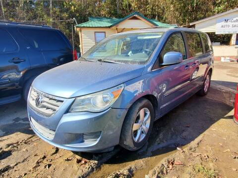 2011 Volkswagen Routan for sale at Mc Calls Auto Sales in Brewton AL
