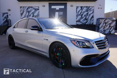 2020 Mercedes-Benz S-Class for sale at Tactical Fleet in Addison TX