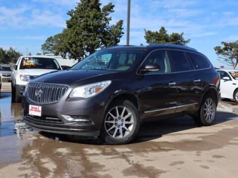 2017 Buick Enclave for sale at Bryans Car Corner in Chickasha OK