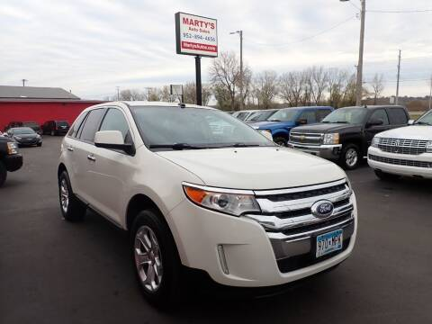 2011 Ford Edge for sale at Marty's Auto Sales in Savage MN