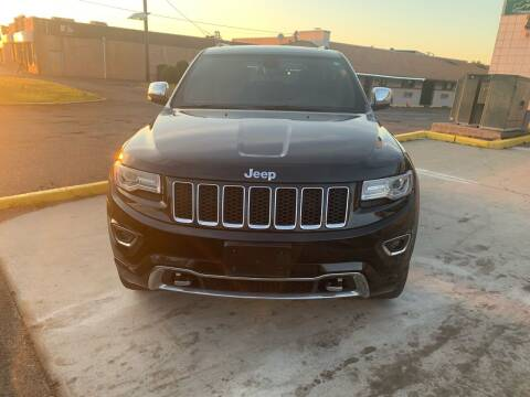 2014 Jeep Grand Cherokee for sale at Best Cars R Us LLC in Irvington NJ