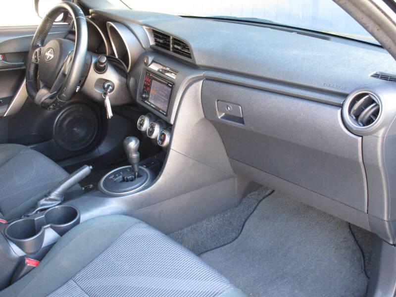 2013 Scion tC RS 8.0 2dr Coupe 6A - Dallas TX