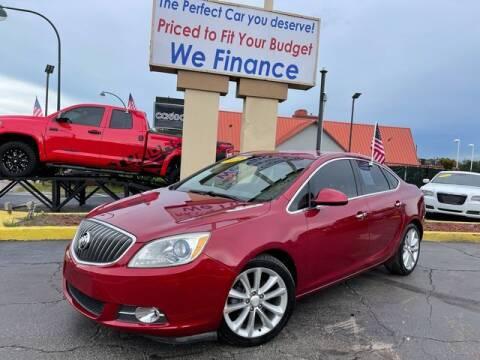 2012 Buick Verano for sale at American Financial Cars in Orlando FL