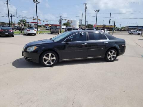 2012 Chevrolet Malibu for sale at Budget Motors in Aransas Pass TX