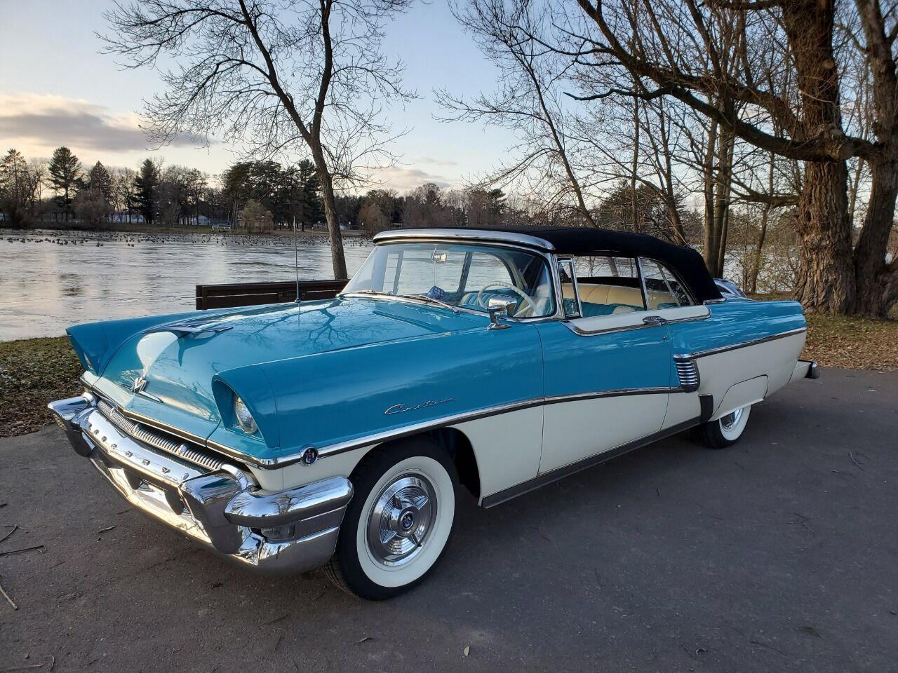 1956 Mercury Custom 12