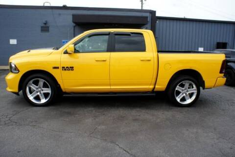 2016 RAM Ram Pickup 1500 for sale at CU Carfinders in Norcross GA