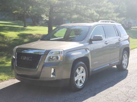 2010 GMC Terrain for sale at Speed Auto Mall in Greensboro NC