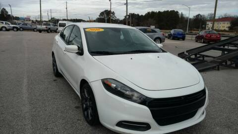 2016 Dodge Dart for sale at Kelly & Kelly Supermarket of Cars in Fayetteville NC