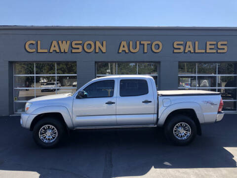 2008 Toyota Tacoma for sale at Clawson Auto Sales in Clawson MI