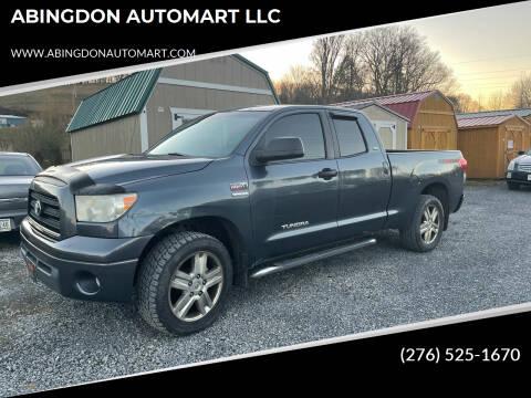 2009 Toyota Tundra for sale at ABINGDON AUTOMART LLC in Abingdon VA