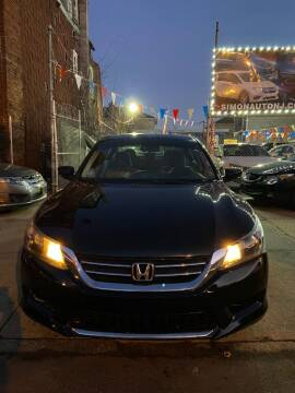 2013 Honda Accord for sale at Simon Auto Group in Newark NJ