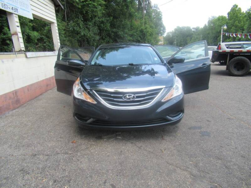 2011 Hyundai Sonata for sale at Mc Calls Auto Sales in Brewton AL