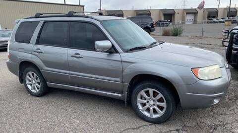 2007 Subaru Forester for sale at SCOTTIES AUTO SALES in Billings MT