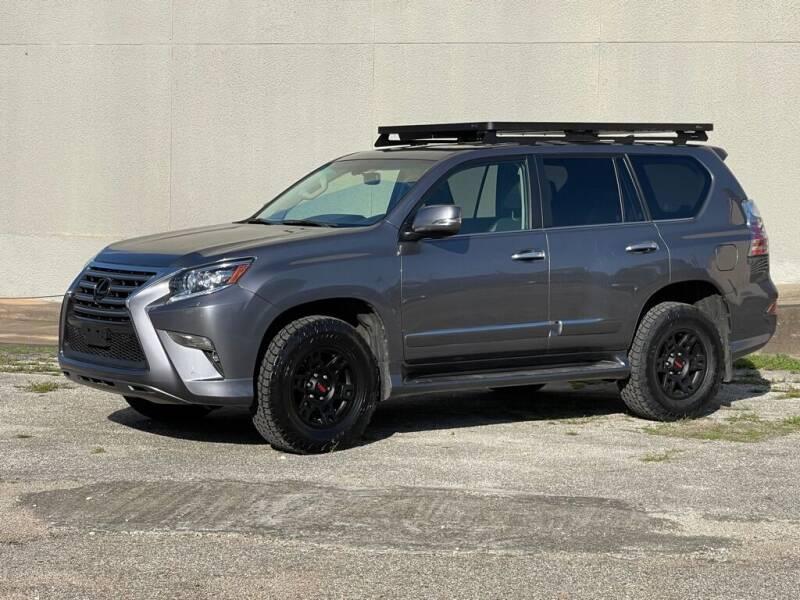 2018 Lexus GX 460 for sale at Strait Motor Cars Inc in Houston TX