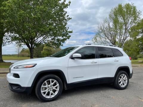 2017 Jeep Cherokee for sale at LAMB MOTORS INC in Hamilton AL