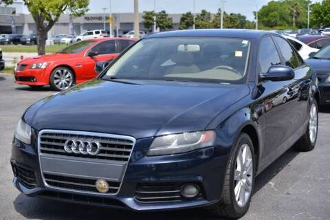 2011 Audi A4 for sale at Motor Car Concepts II - Colonial Location in Orlando FL