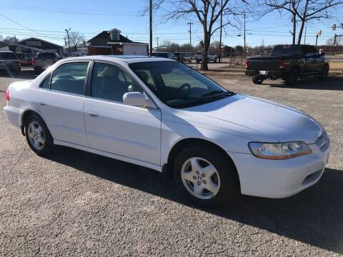 1998 Honda Accord for sale at Cherry Motors in Greenville SC