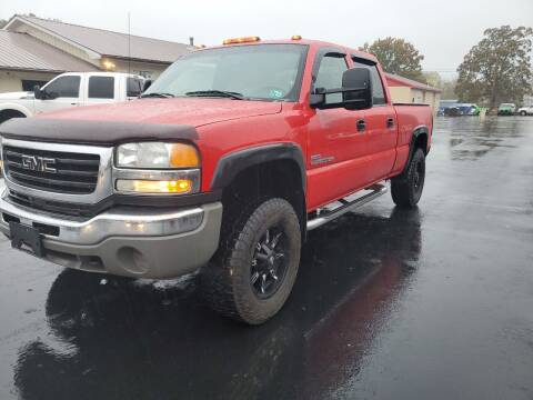 2007 GMC Sierra 2500HD Classic for sale at Bailey Family Auto Sales in Lincoln AR