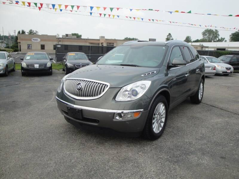 2011 Buick Enclave for sale at A&S 1 Imports LLC in Cincinnati OH