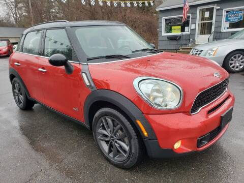 2013 MINI Countryman for sale at A-1 Auto in Pepperell MA