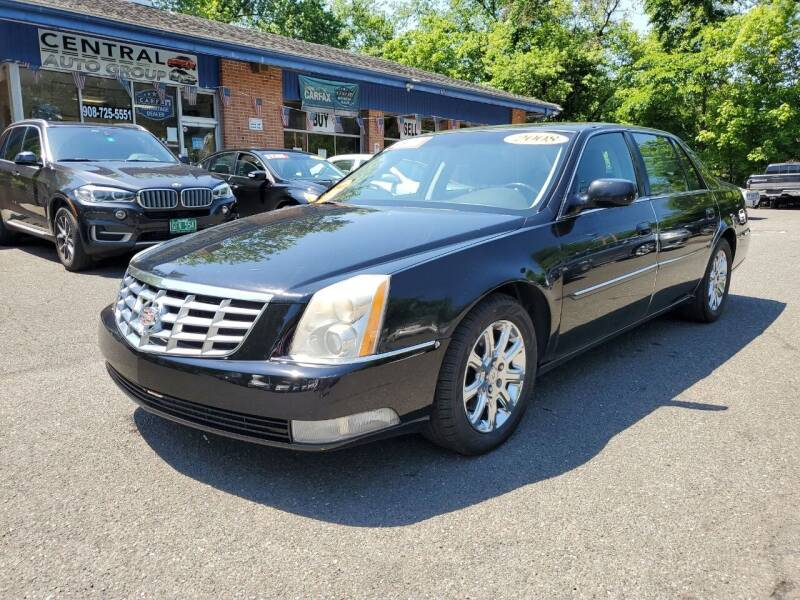 2008 Cadillac DTS Pro for sale at CENTRAL AUTO GROUP in Raritan NJ