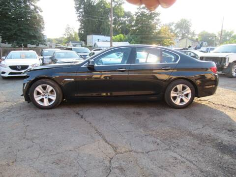2013 BMW 5 Series for sale at PRESTIGE IMPORT AUTO SALES in Morrisville PA