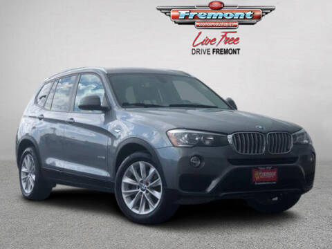 2017 BMW X3 for sale at Rocky Mountain Commercial Trucks in Casper WY