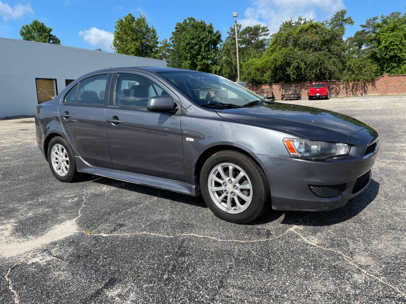 2011 Mitsubishi Lancer for sale at Ron's Used Cars in Sumter SC