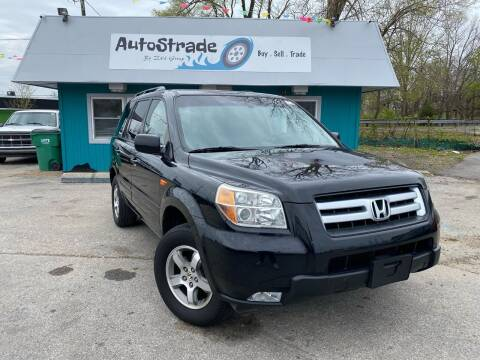 2006 Honda Pilot for sale at Autostrade in Indianapolis IN