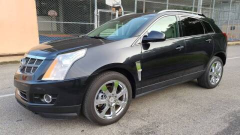2012 Cadillac SRX for sale at Green Life Auto, Inc. in Nashville TN