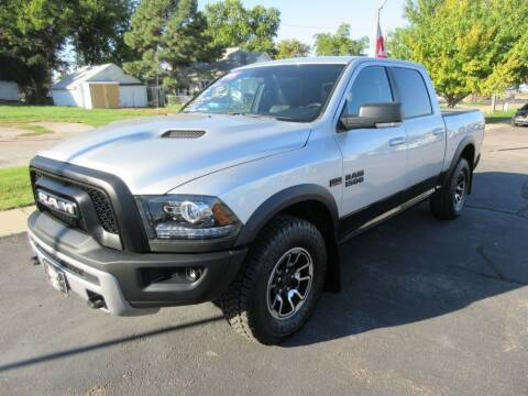 2017 RAM Ram Pickup 1500 for sale at Dam Auto Sales in Sioux City IA