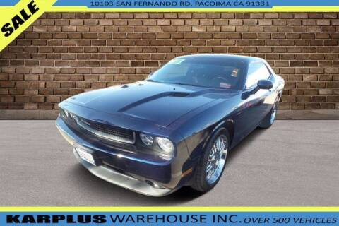 2014 Dodge Challenger for sale at Karplus Warehouse in Pacoima CA