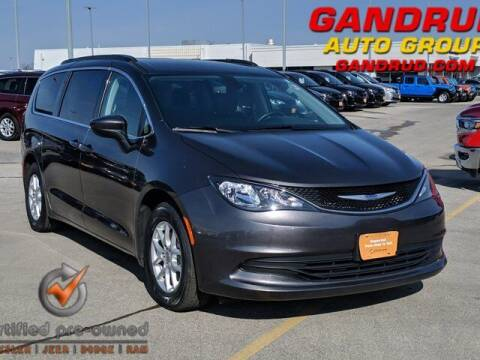 2020 Chrysler Voyager for sale at Gandrud Dodge in Green Bay WI