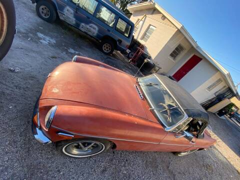 1973 MG MGB for sale at OVE Car Trader Corp in Tampa FL