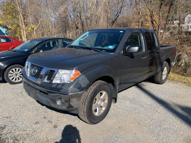 2010 Nissan Frontier for sale at LONGWOOD MOTORS in Stockholm NJ